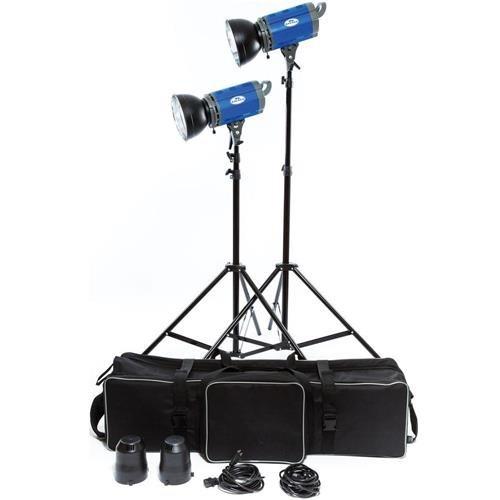Savage 2000W Location LED Light Kit (Savage Light Stands)