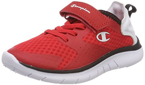 Champion Low Cut Shoe Alpha Cloud B PS, Zapatillas de Running Unisex Niños Rot (Red / Navy RS035)