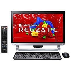 東芝 dynabook REGZA PC D714 T7LB (プレシャスブラック) PD714T7LBXBの商品画像