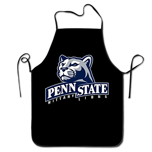 Penn State Nittany Lions2 Chef Apron Cooking Apron Bib Apron Professional Apron For Cooking,Grill And Baking