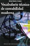 Vocabulario Tecnico de Contabilidad, Abiud R. Ramos, 0847726452