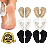 (12 Pieces) Arch Support Shoe Inserts for Flat Feet