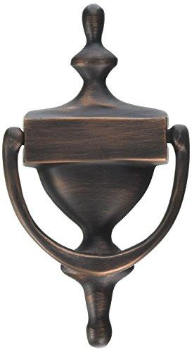 MINTCRAFT HR4004VB3L Door Knocker, 6-3/4-Inch, Venetian Bronze