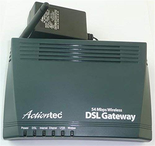 Actiontec GT701-WG Modem/Router