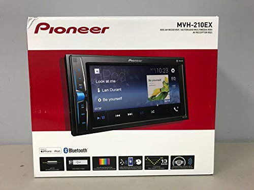 Pioneer MVH210EX 6.2