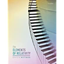 The Elements of Relativity