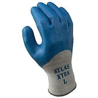 M Latex PR Coated Gloves Gray