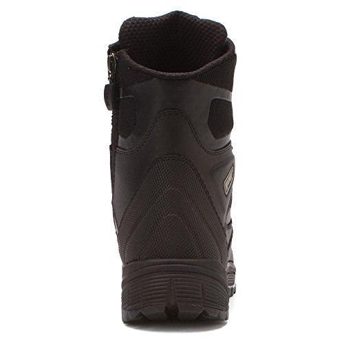 Magnum Mens Lightspeed 8.0 Sz Antislip Werkschoen Zwart