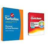 TurboTax Home and Business 2014 and Quicken for Mac 2015 Bundle
