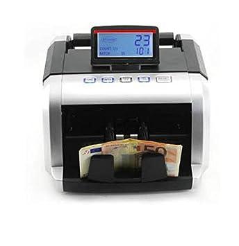 Yatek Contadora de Billetes con Detector de Billetes Falsos Eco-Note +, Funciona con los Billetes nuevos de 50€: Amazon.es: Electrónica