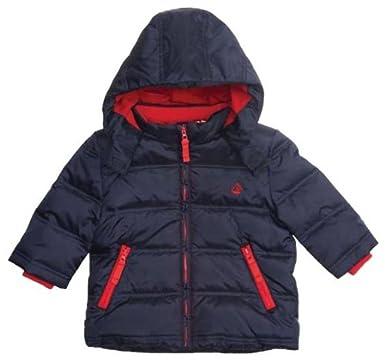 0a48d7fefc91 JoJo Maman Bebe Baby Boys  Classic Puffer Jacket