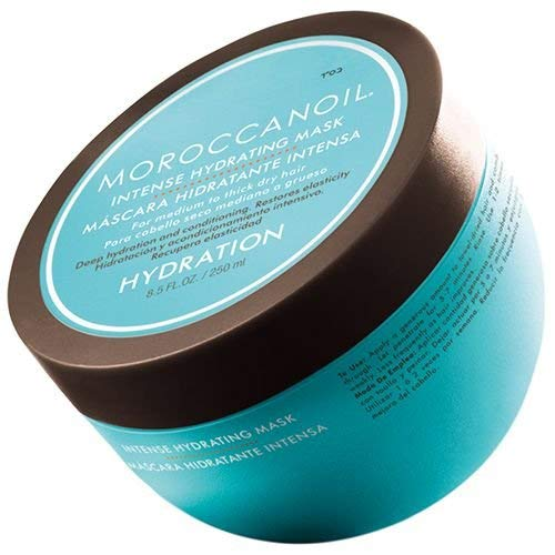 MoroccanOil Intense Hydrating Mask 8.5 Ounce/250 ml (Hydrating Mask Moroccanoil)