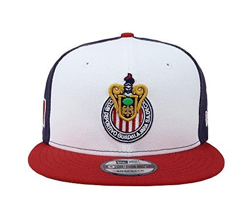 75b102351f8 New Era 9Fifty Hat Chivas De Guadalajara Mexican League Muti-Color ...