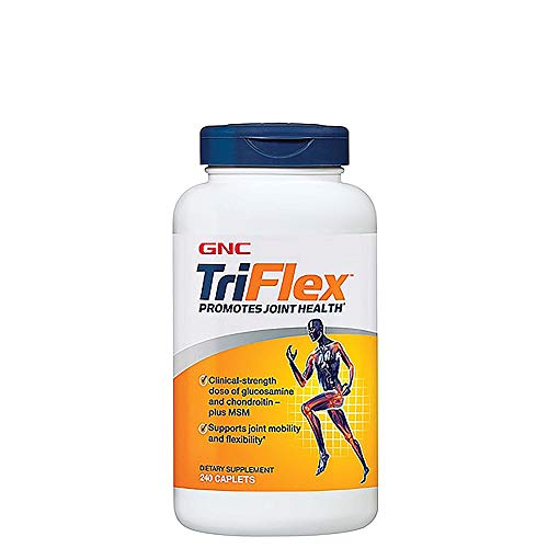 GNC TriFlex Supplement, 240 Tablets, Joint Support