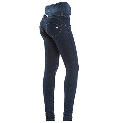 Jeans Scuro up Pantalone Lavaggio Wrpr1lj5e Freddy Premaman Lungo Evolution Wr xCwgg1qp