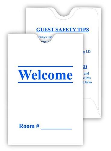 hotel card holder - 1