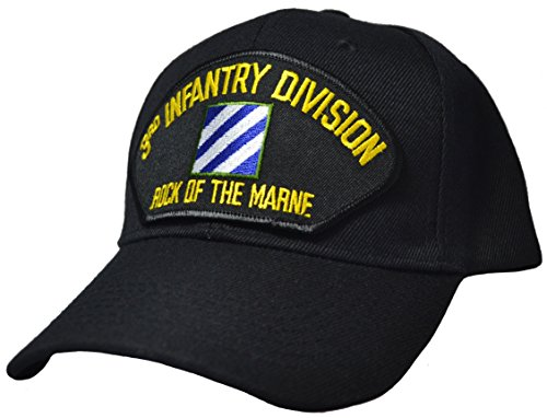 3rd Infantry Division Rock of the Marne Ball Cap