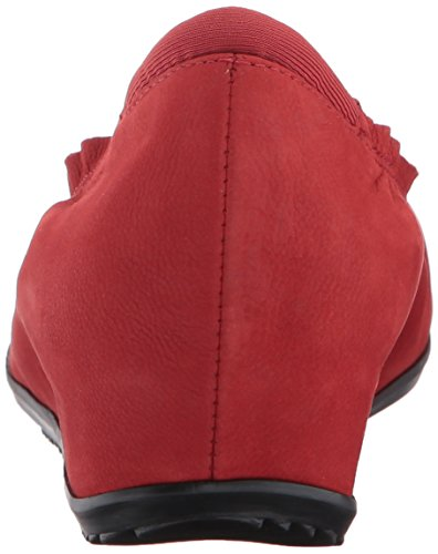 Softwalk Womens Souhaite Rouge Plat