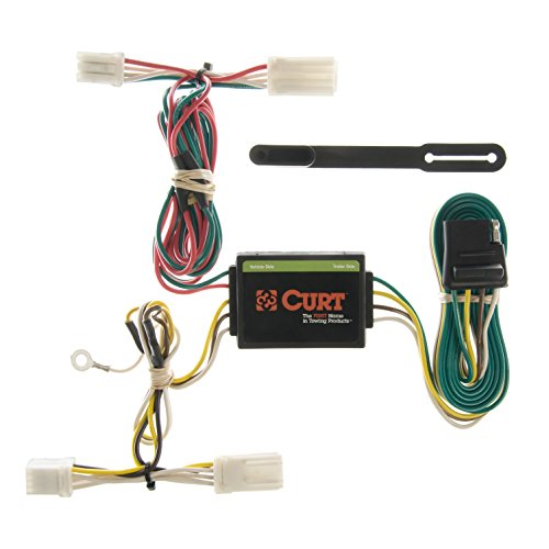 UPC 612314555659, CURT 55565 Custom Wiring Harness