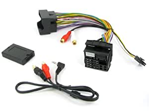 Adaptador Auxiliar de Interfaz Connects2 CTVPGX011 para Citroen C2, C3, C4, C5, C8