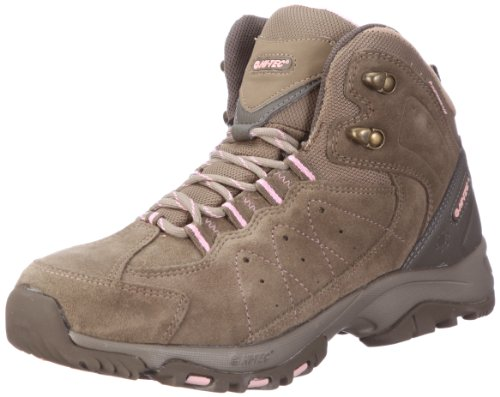 Hi Smokey Lynx Boots Brown Hiking Tec Damask Taupe Women's rSXOxqrnRw