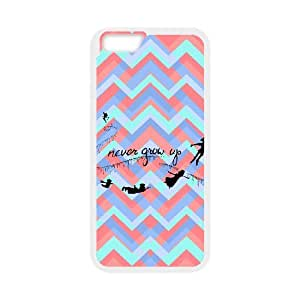iPhone 6,6S Plus 5.5 Inch Phone Case Cover Peter Pan ( Buy One Get One ) P64329