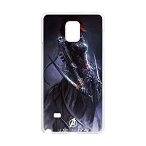 Avengers Age Of Ultron Samsung Galaxy Note 4 Cell Phone Case White present pp001_9770602
