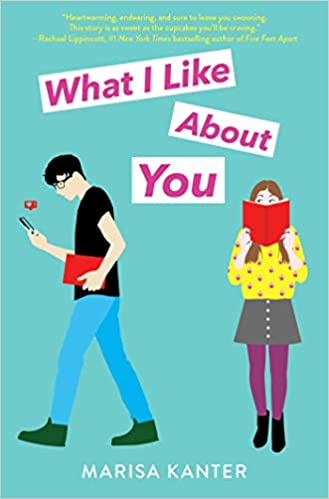 Amazon.com: What I Like About You (9781534445772): Kanter, Marisa ...