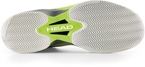 Head NITRO PRO CLAY MEN weiß