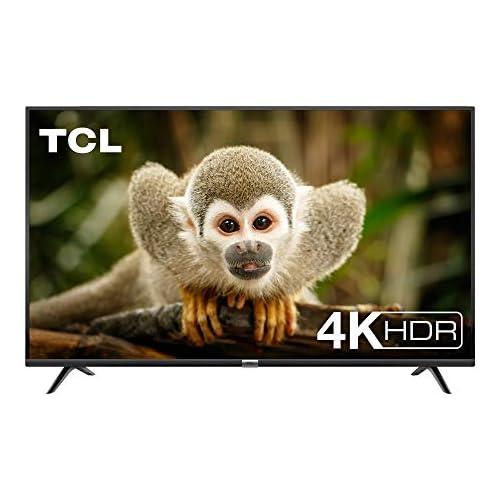chollos oferta descuentos barato TCL 55DP602 Televisor de 55 pulgadas Smart TV con UHD 4K HDR Dolby Digital Plus T Cast y sintonizador Triple Color Negro Clase de eficiencia energética A