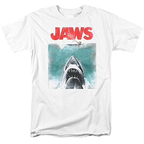 Jaws Vintage Poster T Shirt (XXX-Large) ()