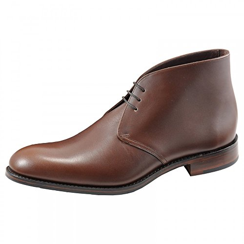 Loake Beckford Mens Ankle Boot Brown