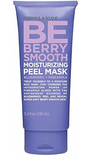 Formula 10.0.6 Be Berry Smooth Moisturizing Peel Mask 100 ml (3.4 fl oz) Berry Moisturizing