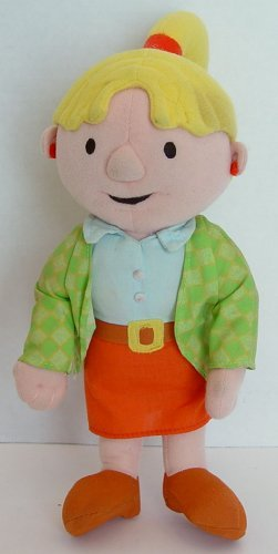 Hasbro Bob the Builder Wendy Plush Doll in Skirt 11