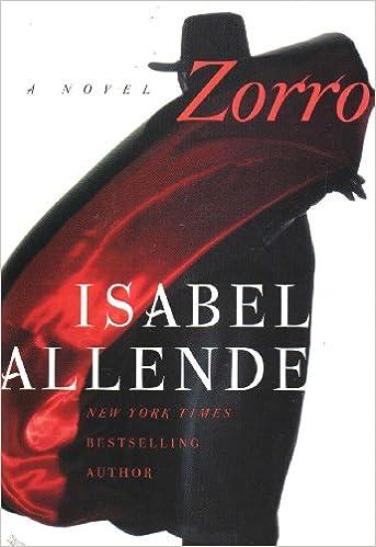 Zorro: Amazon.es: Isabel Allende: Libros