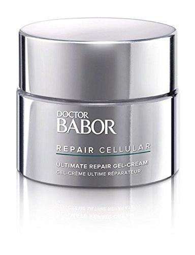 Cellular Night Repair Cream - DOCTOR BABOR REPAIR CELLULAR Ultimate Repair Gel-Cream for Face 1.75 oz -Best Natural Rejuvenating Gel-Cream for Day and Night