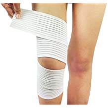 DAZCOS Elasticity Ace Bandage Velcro Thigh Knee Sport Pads Cosplay accessories