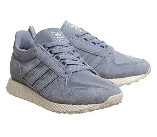 designer fashion 11e18 499ab 0 Grove Fitness Scarpe griuno Da blanub Adidas W Forest grinat Donna Grigio  UOxnwPR5