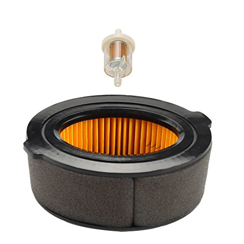 Harbot 951-10794 951-14262 Air Filter with Fuel Filter for MTD 751-10794  208cc Premium OHV Engine Troy-Bilt MTD Gold Craftsman Yard-Man Yard  Machines
