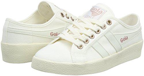 Grace Para White off Gola Zapatillas Ww White Off White off White Hueso Mujer dwqSFI