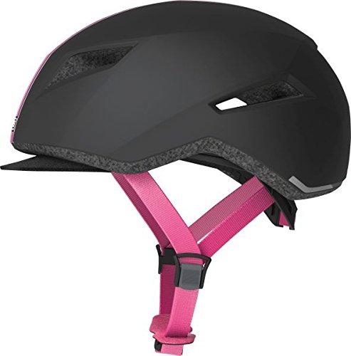 Abus Yadd-I - S - 51-55 Bike Helmet, Streak Grey, Small