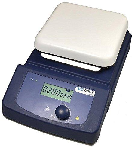 Scilogex MS6-PRO Digital LCD Magnetic Stirrer Ceramic Plate by Scilogex (Image #1)