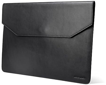 Kasper Maison Cuir italien Laptop Sleeve pour MacBook Pro 38,1cm 2016/2017Touch Bar–conçu pour enveloppe Coque pour similaires ordinateur, ordinateur portable et ultrabook Tailles–Signature Cadeau incl