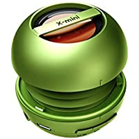 X-mini KAI2 Bluetooth Portable Capsule Speaker XAM18-GR, Green