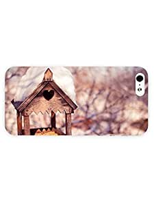 iPhone 5&5S Case - Photography - Bird House 3D Full Wrap