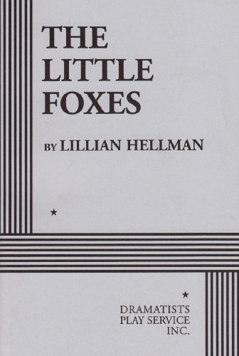 a comparison of lillian hellmans the childrens hour and the little fixes Quickly compare offers in our new the little foxes: playtext by hellman, lillian paperback book the the children's hour by hellman, lillian $372 buy it.