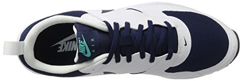 Uomo NIKE Midnight Midnight Running Vision white Navy Max Blu Scarpe Air Navy OwqHZxwg
