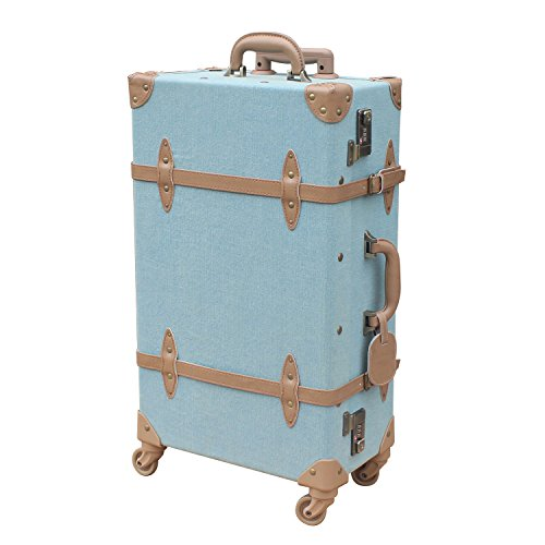 Really. vintage looking luggage share your