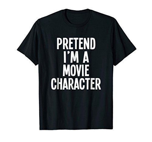 Lazy Halloween Costume Shirt - Pretend I'm A
