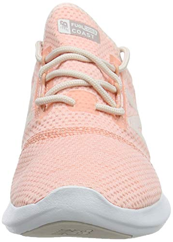 roze witte metallic Coast loopschoenen champagne Rc4 Brandstof New dames V4 Core Balance perzik roze mist wqtvHpO8n